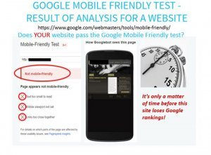 Vancouver WA SEO will help your site pass the Google Mobile Friendly
