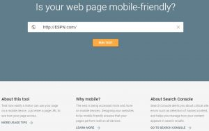 Vancouver WA SEO will make certain your site passes the Google mobile friendly test