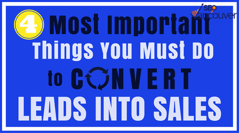 Convert leads to sales with SEO from Vancouver WA SEO services