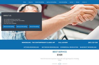 Website demo created by Vancouver WA SEO