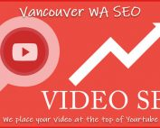 Video SEO from Vancouver WA SEO places your video at the top of YouTube listings