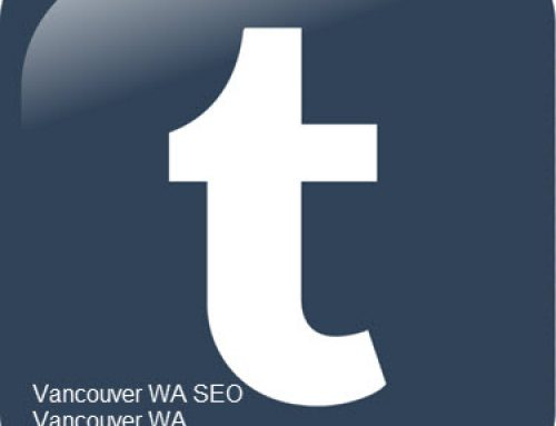 Tumblr Links For SEO Power From Vancouver WA SEO Company